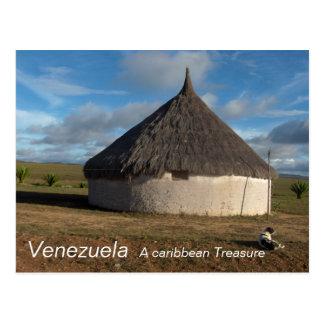 コレクションベネズエラのAカリブの宝物 ポストカード