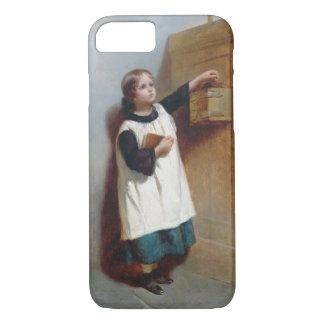 コレクション箱(パネルの油) iPhone 8/7ケース
