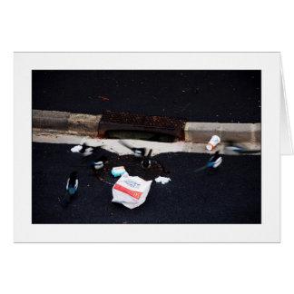 コレステロールの盗人カード カード