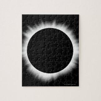 コロナとの日食 ジグソーパズル