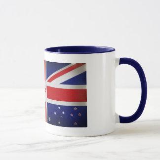 コロニーの旗のマグ マグカップ