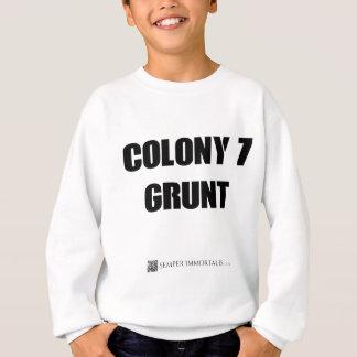 コロニー7のうなり声 スウェットシャツ