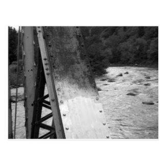 コロラド川の産業眺め ポストカード