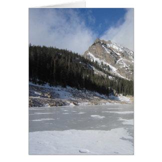 コロラド州からの挨拶 カード