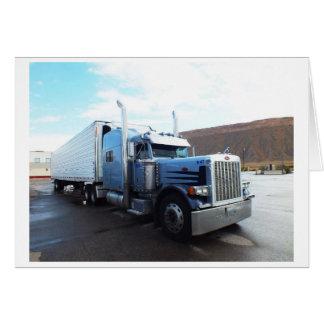 コロラド州のアメリカのトラック カード