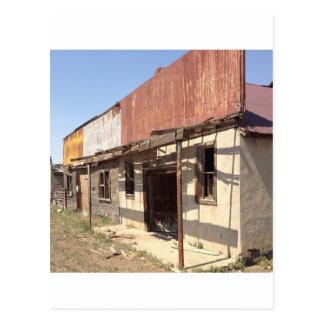 コロラド州のゴーストタウン ポストカード