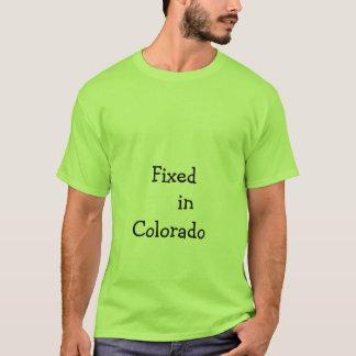 コロラド州のワイシャツで固定される Tシャツ