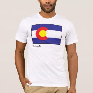 コロラド州のワイシャツ Tシャツ