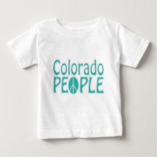 コロラド州の人々 ベビーTシャツ
