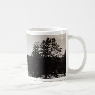 コロラド州の入り江 コーヒーマグカップ