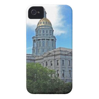 コロラド州の州の国会議事堂の建物 Case-Mate iPhone 4 ケース
