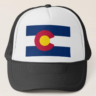 コロラド州の州の旗 キャップ