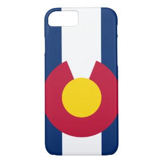 コロラド州の旗のiPhone 7の場合 iPhone 8/7ケース