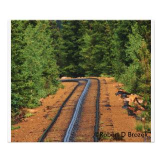 コロラド州の穂先ピーク山の写真の拡大 フォトプリント