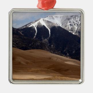 コロラド州の素晴らしい砂丘の国立公園の記念品 メタルオーナメント