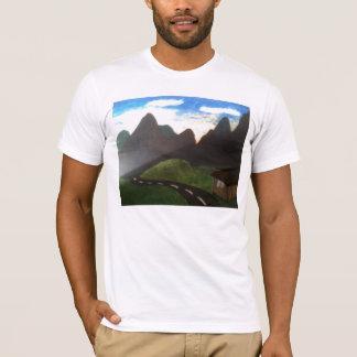 コロラド州の絵画 Tシャツ