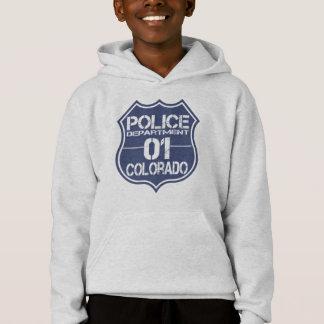 コロラド州の警察の盾01