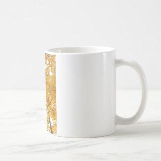 コロラド州の《植物》アスペン コーヒーマグカップ