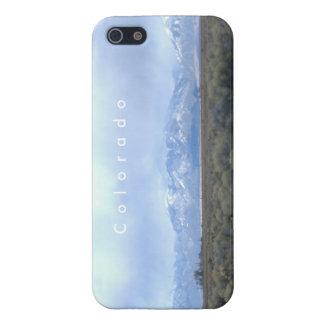 コロラド州のiPhone 5/5Sの光沢のある終わりの場合 iPhone 5 Case