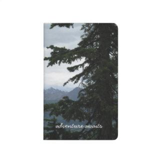 コロラド州山および荒野の小型ジャーナル ポケットジャーナル