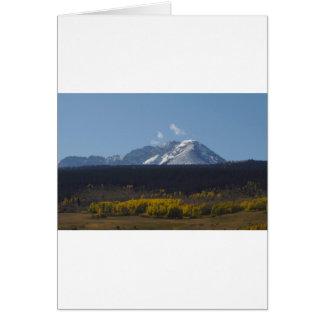 コロラド州山場面 カード