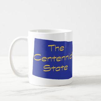 コロラド州百年間の州 コーヒーマグカップ
