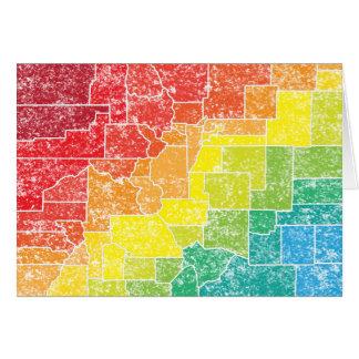コロラド州色郡 カード