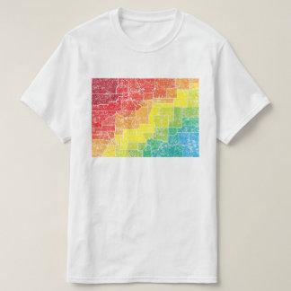 コロラド州色郡 Tシャツ