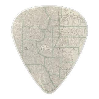 コロラド州12 アセタール ギターピック