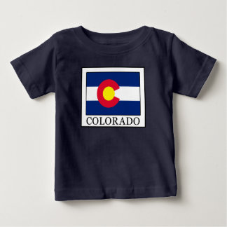 コロラド州 ベビーTシャツ