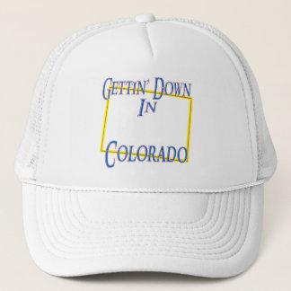 コロラド州- Getting キャップ