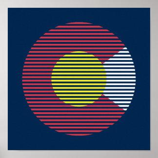 コロラド州c ポスター