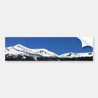 コロラド・ロッキーズ- Breckenridgeコロラド州 バンパーステッカー
