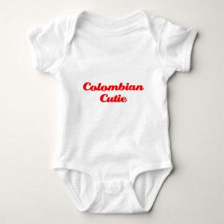 コロンビアのかわいこちゃん ベビーボディスーツ