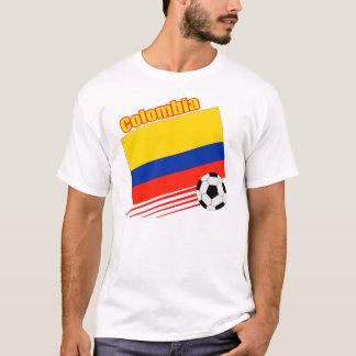 コロンビアのサッカーチーム Tシャツ