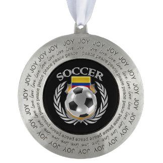 コロンビアのサッカー2016ファンのギア オーナメント