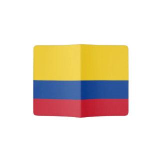 コロンビアのパスポートのホールダーの旗 パスポートカバー