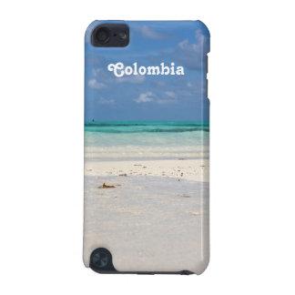 コロンビアのビーチ iPod TOUCH 5G ケース