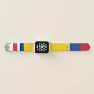 コロンビアの旗のAppleの時計バンド Apple Watchバンド