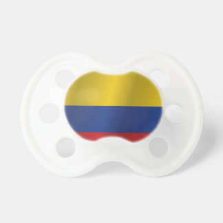 コロンビアの旗 おしゃぶり