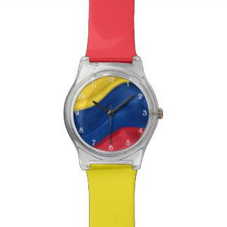 コロンビアの旗May28thの腕時計 腕時計