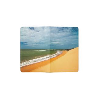 コロンビアの海岸 ポケットMoleskineノートブック