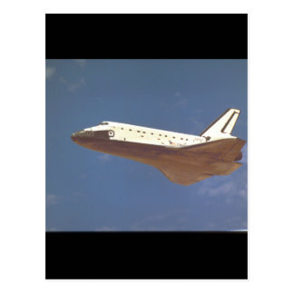 コロンビアのlanding_Space ポストカード