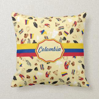 コロンビアは何のために有名なありますか。 クッション
