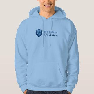 コロンビア大学|のライオンの運動競技 パーカ