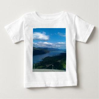 コロンビア川の峡谷 ベビーTシャツ