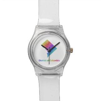 コロンビア特別区 腕時計