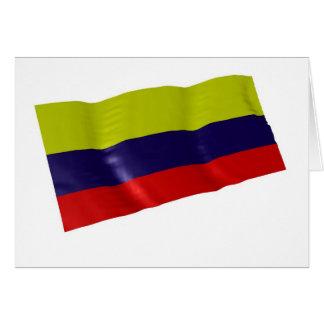 コロンビア カード