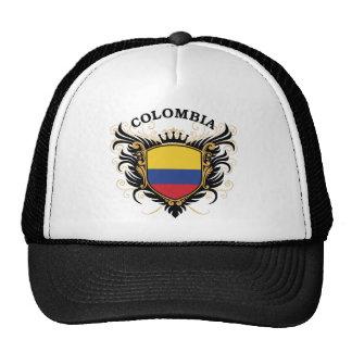 コロンビア ハット