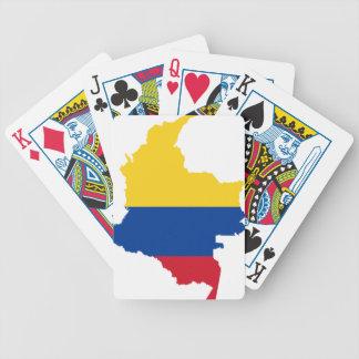 コロンビア バイスクルトランプ